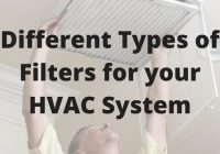 Air filters for your HVAC system in Boca Raton FL.