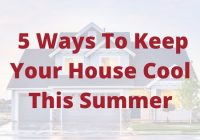 keep your house cool this summer with air conditioning in Florida.