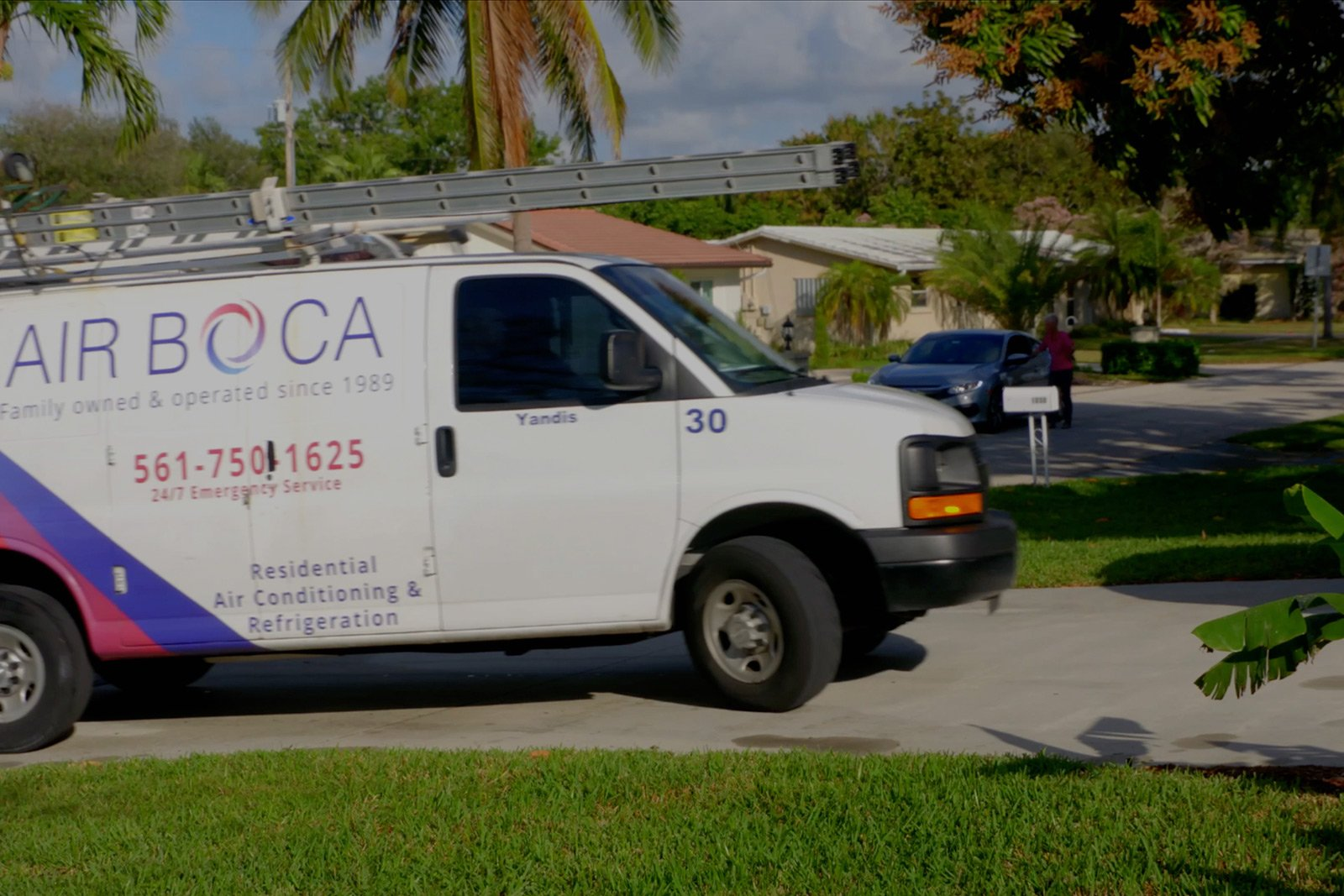 Air Boca air conditioning service Boca Raton.