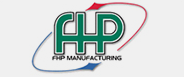 fhp manufacturing company logo.