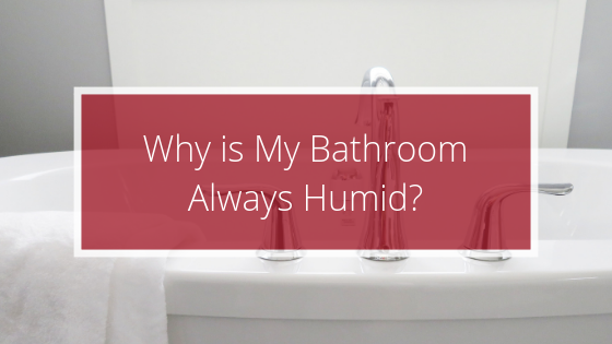 Why is My Bathroom Always Humid?