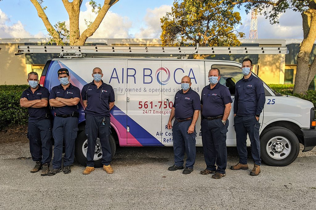 Update: Air Boca's Plan for the Coronavirus